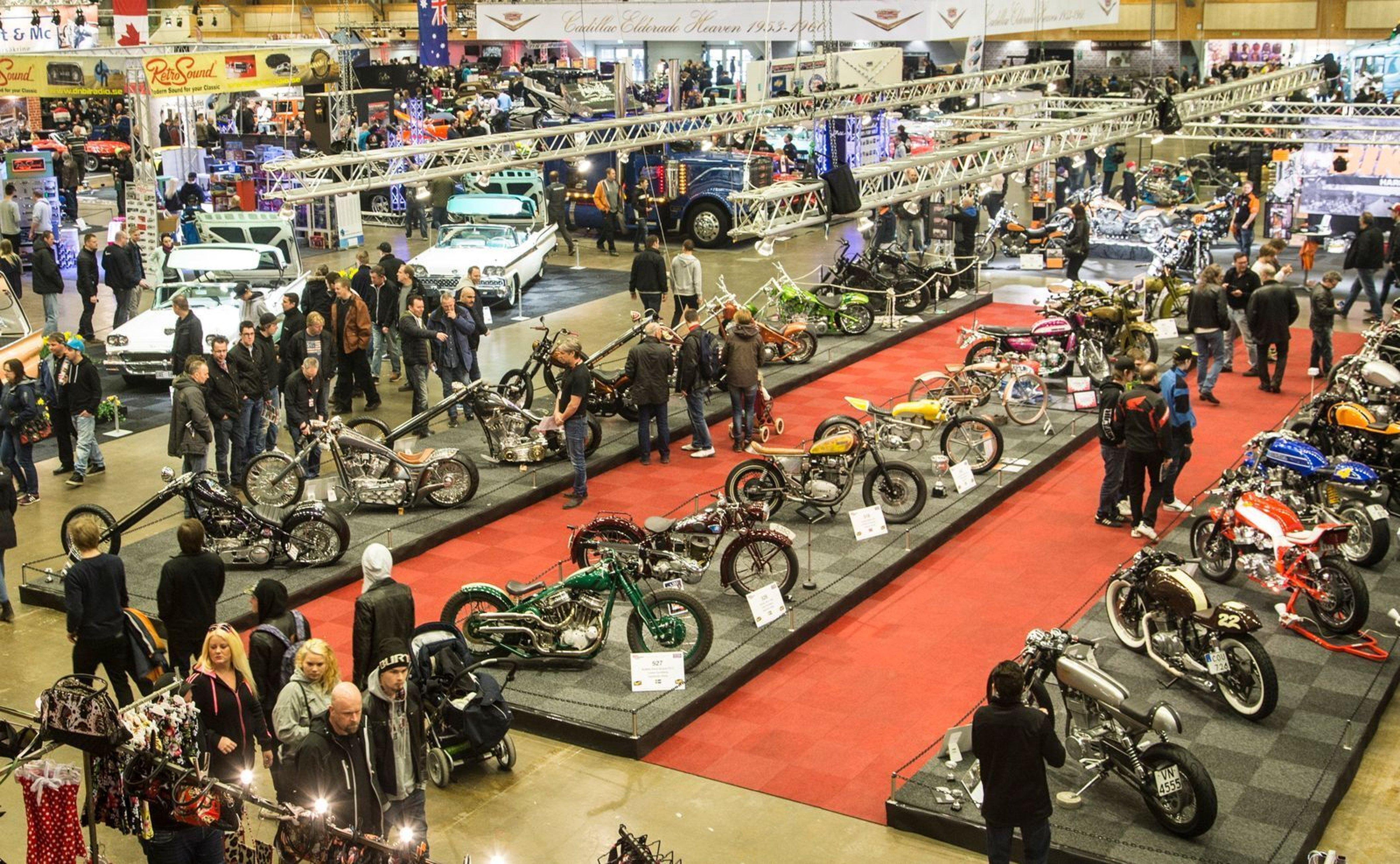 Bilsport Performance Custom Motor Show 2015.