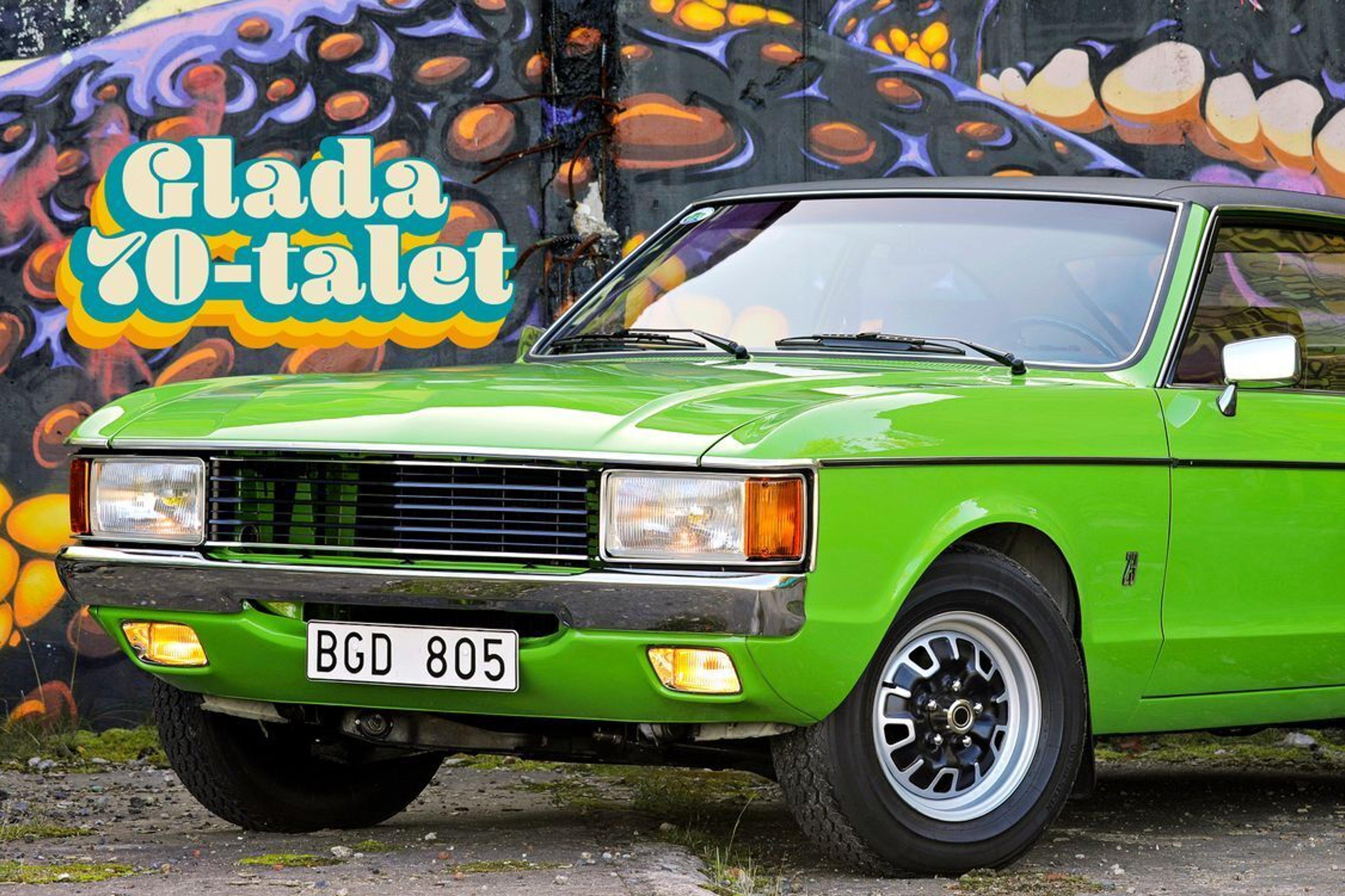 Ford Granada 1975.